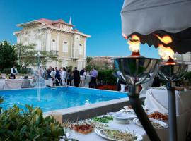 Hotel Vittoria, Pesaro