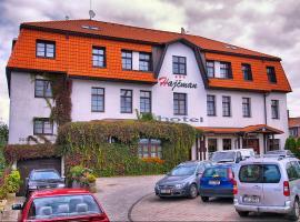 Hotel Hajčman, Žďár nad Sázavou