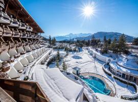 Krumers Alpin Resort & Spa, Seefeld in Tirol