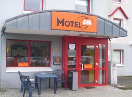 Motel 24h Köln, Frechen