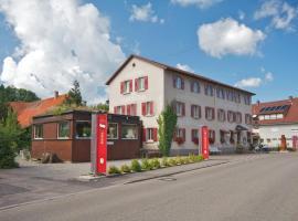 Gasthof und Pension zum Kreuz, Lautenbach