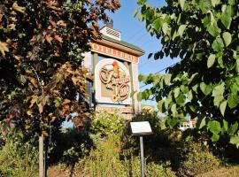 Hotellerie Jardins de Ville, Sherbrooke