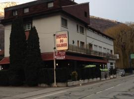 Hotel du Galibier, Saint-Michel-de-Maurienne