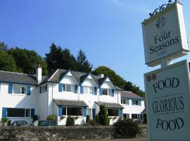 The Four Seasons Hotel, Saint Fillans