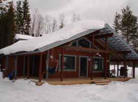 Aamuruskon Ukkola Cottage, Sirkkakoski