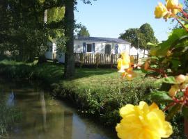 Team Holiday - Camping au Coeur de Vendome, Vendôme