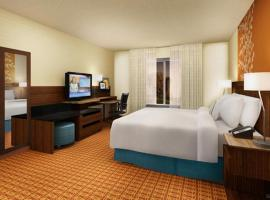 Fairfield Inn & Suites Moncton, Monktona