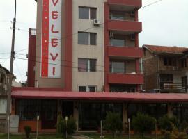 Velevi Guest House, Burgas City