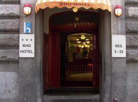 Rho Hotel, Amesterdão