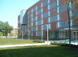 Humber College Lakeshore Campus Residence