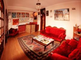 Boomerang Guest House, Selčukas