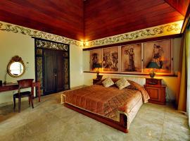 Taman Suci Suite & Villas, Denpasara