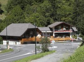 La Halte du Moulin, Seytroux