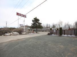 Motel Marie-Dan, Sainte-Eulalie