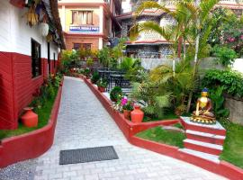 Hotel Middle Path & Spa, Pokhara