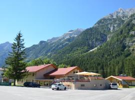 Gasthaus-Pension Reiterklause, Leutasch