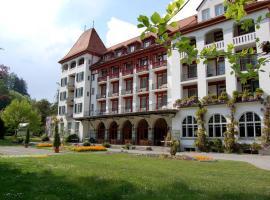 Mattenhof Resort, Interlakena