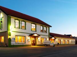 Hotel Restaurant Hubertus, Melle