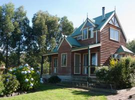 Blue Johanna Cottages, Johanna