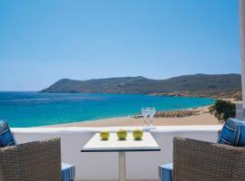 Arte & Mare Luxury Suites & Spa, Elia Beach