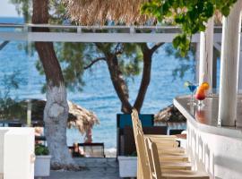 Alesahne Beach Hotel, Kamaris
