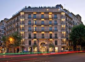 巴塞羅納埃克斯酒店&都市溫泉