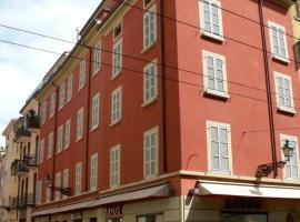 Savoy Hotel, Parma