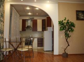 Apartments on Alleya Geroev, Volgograd