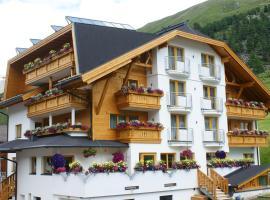 Haus Bergkristall, Obergurgl