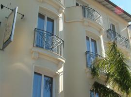 Hotel Villa d'Elsa, Juan-les-Pins