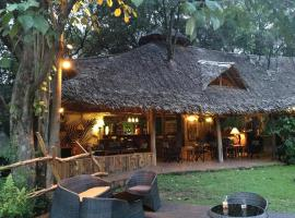 Mara River Camp, Aitong