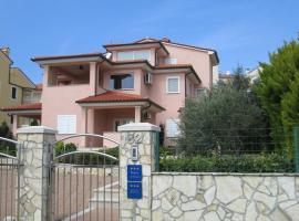 Apartments Villa Fernetich, Premantura