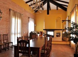 Casa Rural la Serrana, La Carlota