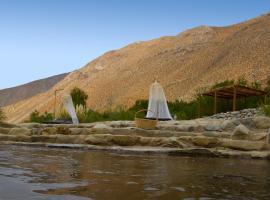 Indomito Elqui, Alcoguaz