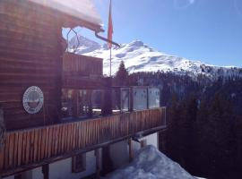 Naturfreundehaus Davos Clavadel