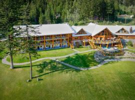 Tyax Wilderness Resort & Spa, Gold Bridge
