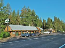 Glacier Haven Inn, Pinnacle