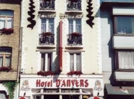 Hotel Anvers, La Panne