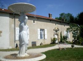 Maison de vacances-Gite Le Château de Mouzay, Autrecourt-sur-Aire