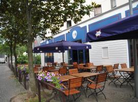 Hotel Rouen St-Sever, Rouen