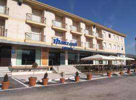 曼桑尼爾酒店, 洛哈