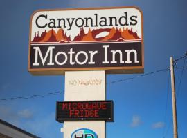 Canyonlands Motor Inn, Monticello