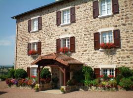 La Ferme Fleurie, Bourg-de-Thizy