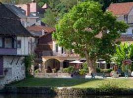 Les Flots Bleus, Beaulieu-sur-Dordogne