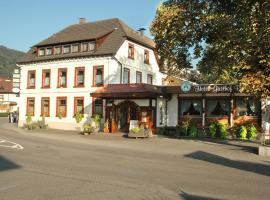 Gasthof Pfauen, Oberkirch