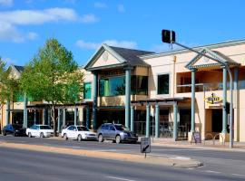 Quality Hotel Sherbourne Terrace, Shepparton