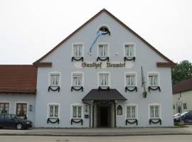 Hotel Neuwirt, Hallbergmoos