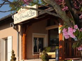 Hotel Des Grands Vins, Fleurie