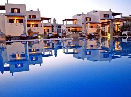 Vina Beach Hotel, Skyros