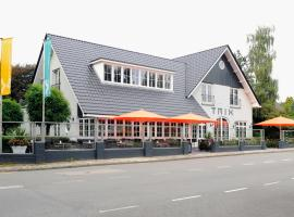 Hotel Trix, Арнем